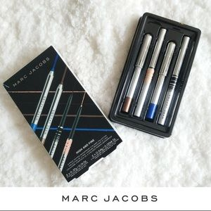 Marc Jacobs 4-Piece Waterproof Eyeliner Collection
